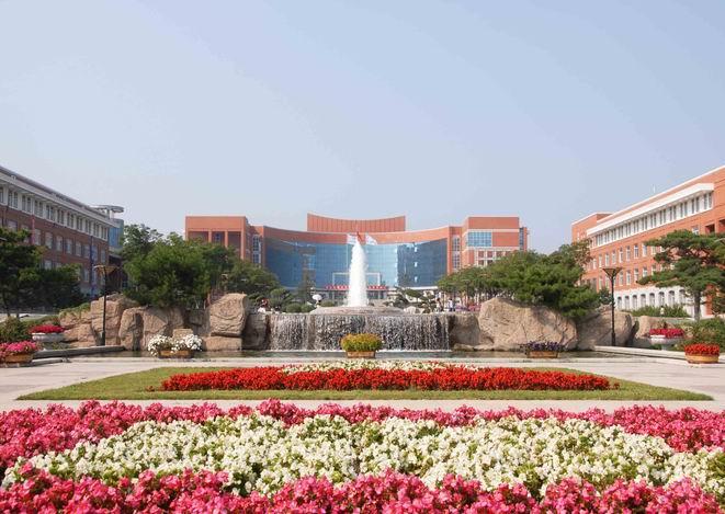 东北师范大学商学院图片